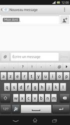 Sony C6603 Xperia Z - MMS - envoi d'images - Étape 8