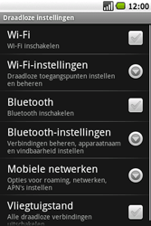 Samsung I7500 Galaxy - Bluetooth - Headset, carkit verbinding - Stap 5