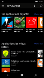 Microsoft Lumia 550 - Applications - Télécharger une application - Étape 8