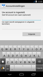 Acer Liquid Jade - E-mail - Handmatig instellen - Stap 17