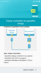 Samsung Galaxy S7 - Primeiros passos - Como ativar seu aparelho - Etapa 14