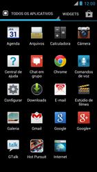 Motorola XT910 RAZR - Email - Como configurar seu celular para receber e enviar e-mails - Etapa 3