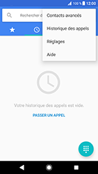 Sony Xperia XZ - Android Oreo - Messagerie vocale - configuration manuelle - Étape 6