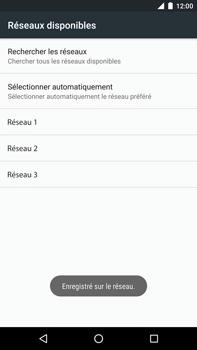 Huawei Nexus 6P - Réseau - utilisation à l'étranger - Étape 13