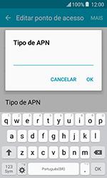 Samsung Galaxy J1 - Internet (APN) - Como configurar a internet do seu aparelho (APN Nextel) - Etapa 13