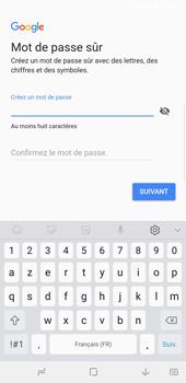 Samsung Galaxy S9 Plus - Applications - Créer un compte - Étape 11