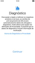Apple iPhone 6s iOS 10 - Primeiros passos - Como ligar o telemóvel pela primeira vez -  22