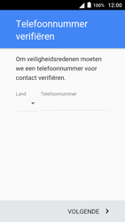 Alcatel OneTouch POP 3 (5) 3G (OT-5015X) - Applicaties - Account aanmaken - Stap 7
