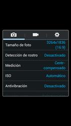 Samsung Galaxy S4 Mini - Funciones básicas - Uso de la camára - Paso 7
