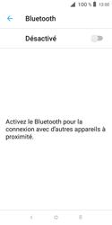 Alcatel 1X - Internet et connexion - Connexion avec un équipement multimédia via Bluetooth - Étape 7
