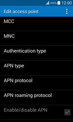 Samsung G355 Galaxy Core 2 - Internet - Manual configuration - Step 14