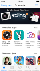 Apple iPhone 5 iOS 9 - Applications - MyProximus - Étape 3