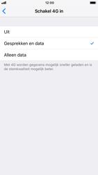 Apple iPhone 8 - iOS 12 - 4G instellen  - Toestel instellen voor 4G - Stap 7