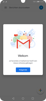 Huawei P30 Pro - E-mail - Handmatig instellen (gmail) - Stap 13