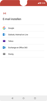 Wiko View 2 - E-mail - e-mail instellen: IMAP (aanbevolen) - Stap 7