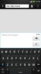 HTC Desire 601 - MMS - afbeeldingen verzenden - Stap 8