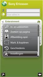 Sony Ericsson U10i Aino - Internet - Handmatig instellen - Stap 19