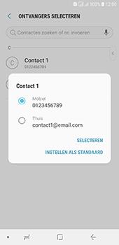 Samsung Galaxy J6 - MMS - hoe te versturen - Stap 5