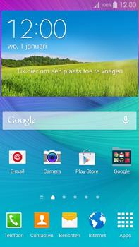 Samsung Galaxy Note 4 (N910F) - Internet - Handmatig instellen - Stap 2