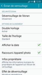 Samsung Galaxy A5 (A500FU) - Sécuriser votre mobile - Activer le code de verrouillage - Étape 5
