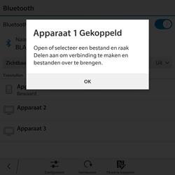 BlackBerry Passport - Bluetooth - Headset, carkit verbinding - Stap 9