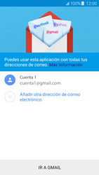 Samsung Galaxy J5 - E-mail - Configurar Gmail - Paso 15