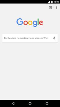 Huawei Nexus 6P - Android Oreo - Internet - Navigation sur Internet - Étape 5