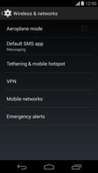 Motorola Moto G - Mms - Manual configuration - Step 5