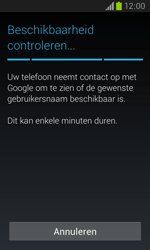 Samsung Galaxy Core (I8260) - Applicaties - Account aanmaken - Stap 10