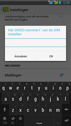 HTC Desire 516 - SMS - Handmatig instellen - Stap 8