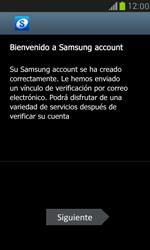 Samsung Galaxy S3 Mini - Primeros pasos - Activar el equipo - Paso 13