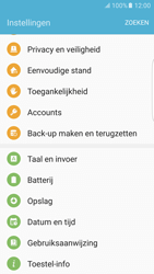 Samsung Samsung G925 Galaxy S6 Edge (Android M) - Toestel - Software update - Stap 5