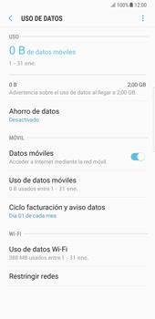 Samsung Galaxy Note 8 - Internet - Configurar Internet - Paso 6