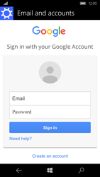 Microsoft Lumia 950 - E-mail - Manual configuration (gmail) - Step 8