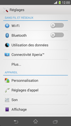 Sony D5503 Xperia Z1 Compact - Bluetooth - connexion Bluetooth - Étape 6