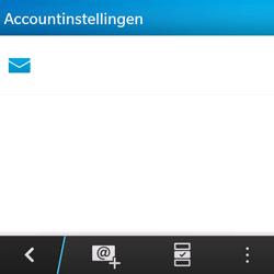 BlackBerry Q5 - E-mail - Account instellen (POP3 met SMTP-verificatie) - Stap 17