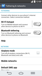 LG G2 mini LTE - Network - Usage across the border - Step 5