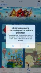 Apple iPhone 6 iOS 10 - Aplicaciones - Descargar aplicaciones - Paso 17