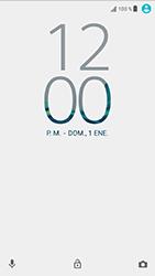 Sony Xperia XZ - Android Nougat - Mensajería - Configurar el equipo para mensajes multimedia - Paso 21
