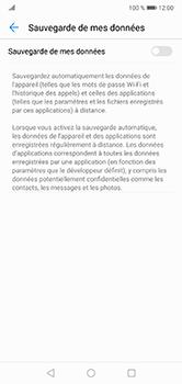 Huawei P20 lite - Aller plus loin - Gérer vos données depuis le portable - Étape 9