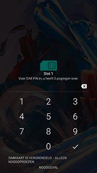OnePlus 3 - Android Nougat - Internet - handmatig instellen - Stap 24