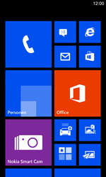 Nokia Lumia 925 - Applicaties - Account aanmaken - Stap 1