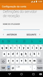 Wiko Rainbow Jam DS - Email - Configurar a conta de Email -  10
