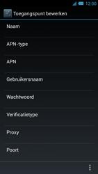 Acer Liquid S2 - Mms - Handmatig instellen - Stap 12