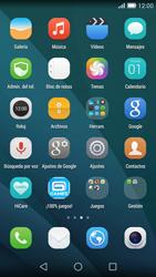 Huawei Ascend G7 - Mensajería - Escribir y enviar un mensaje multimedia - Paso 3