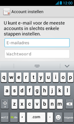 Huawei Ascend Y300 - E-mail - Account instellen (IMAP zonder SMTP-verificatie) - Stap 6