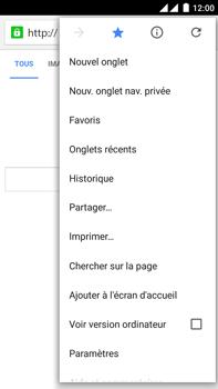 OnePlus 2 - Internet - Navigation sur internet - Étape 12