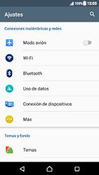Sony Xperia XZ (F8331) - WiFi - Conectarse a una red WiFi - Paso 4