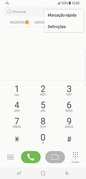 Samsung Galaxy S8 - Chamadas - Como bloquear chamadas de um número -  5