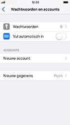 Apple iphone-5s-ios-12 - E-mail - Account instellen (POP3 zonder SMTP-verificatie) - Stap 4